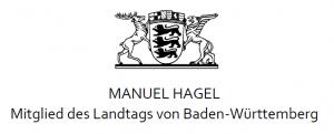 MANUEL HAGEL -  Mitglied des Landtags von Baden-Württemberg