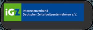 Interessenverband Deutscher Zeitarbeitsunternehmen e.V. iGZ-Bundesgeschäftsstelle