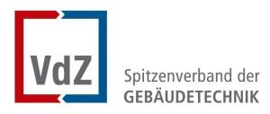 VdZ - Forum für Energieffizienz in der Gebäudetechnik e.V.