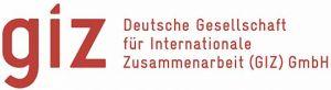 Deutsche Gesellschaft für Internationale Zusammenarbeit GIZ GmbH